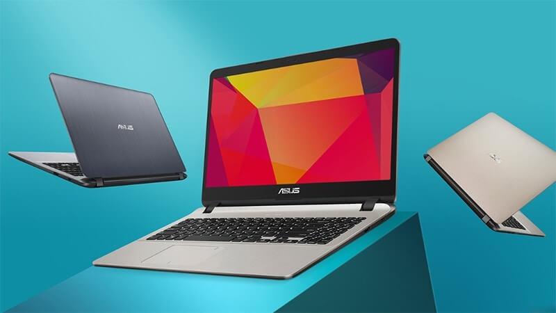 Tin được không: Laptop Asus ổ cứng SSD 256GB, giá chỉ 6.59 triệu?