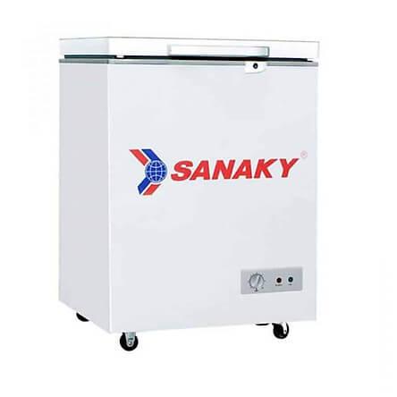 Tủ Đông Mini Sanaky 100 Lít VH-1599HYK