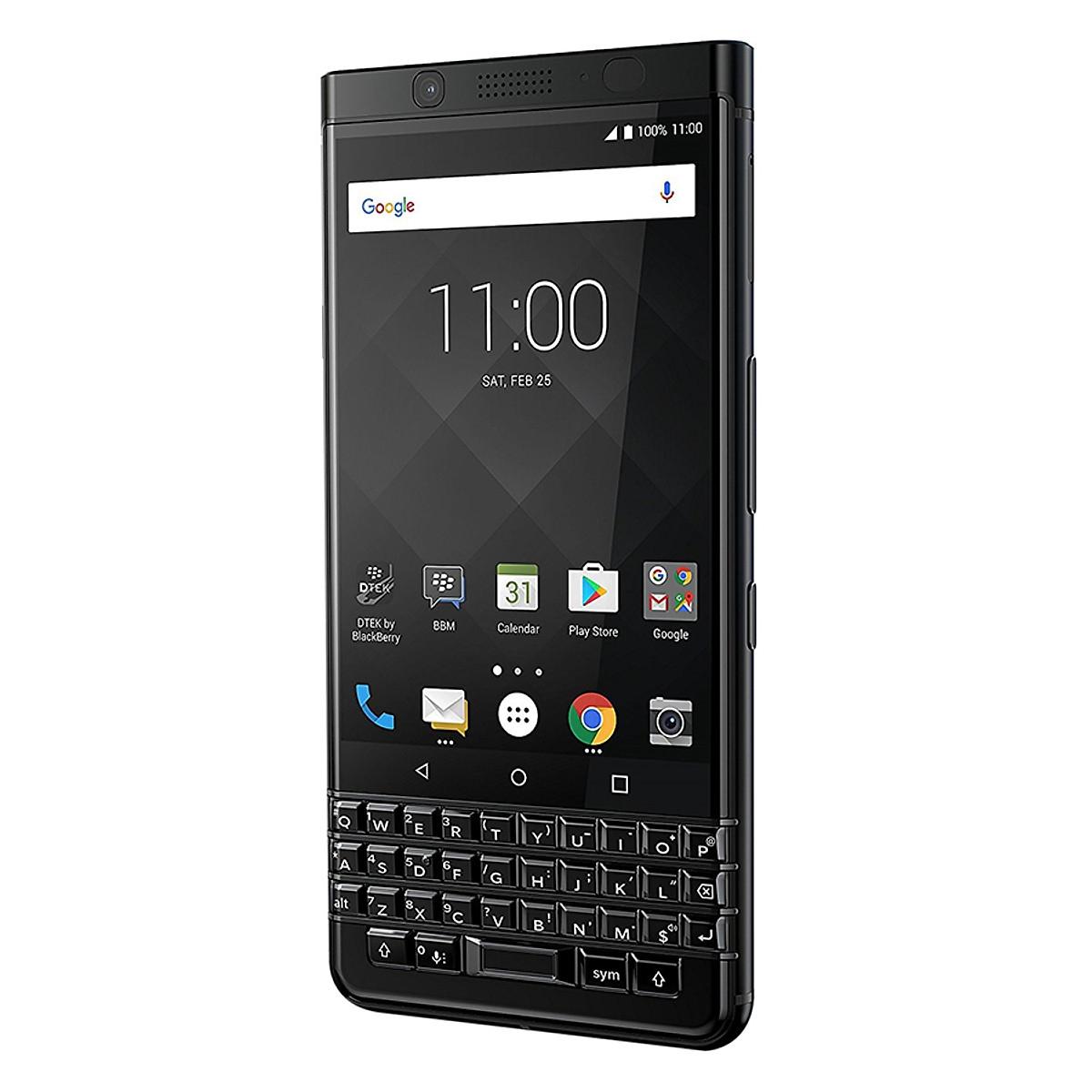 Điện Thoại BlackBerry KEYone Black Edition (4GB/64GB)