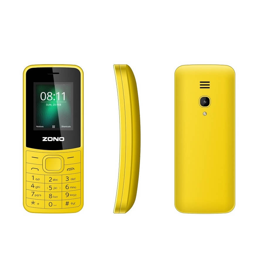 Điện Thoại Di Động GSM Zono N8110 2.4inch