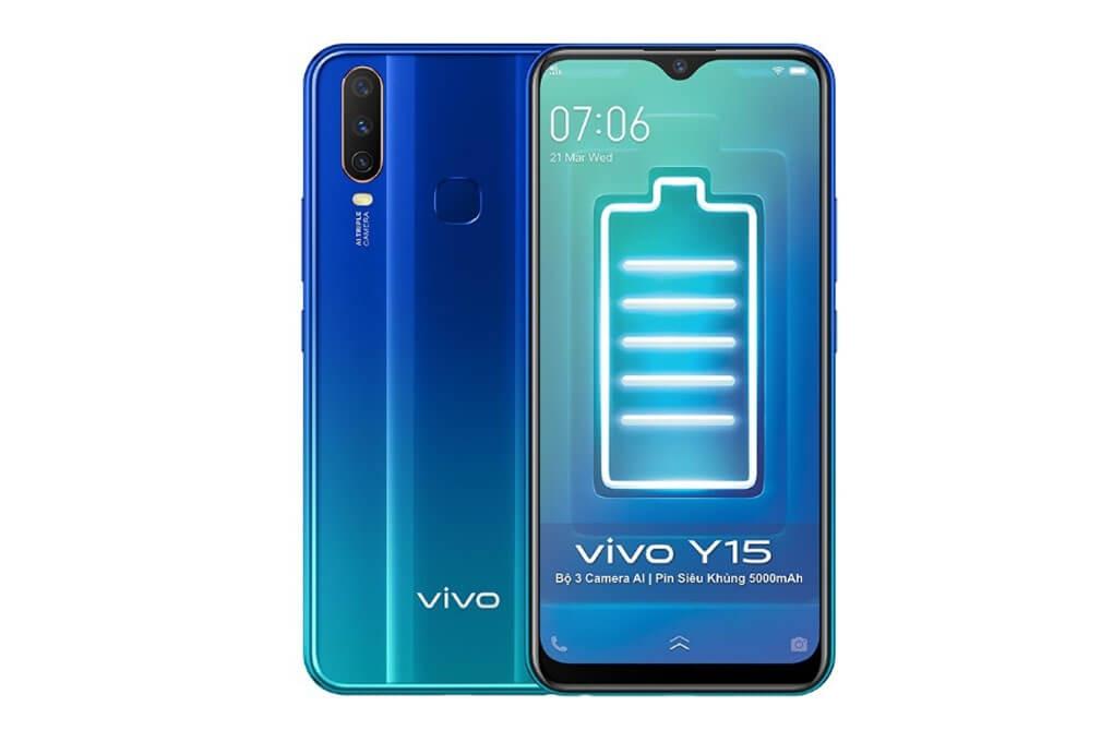 Điện Thoại Vivo Y15 (4GB/64GB)