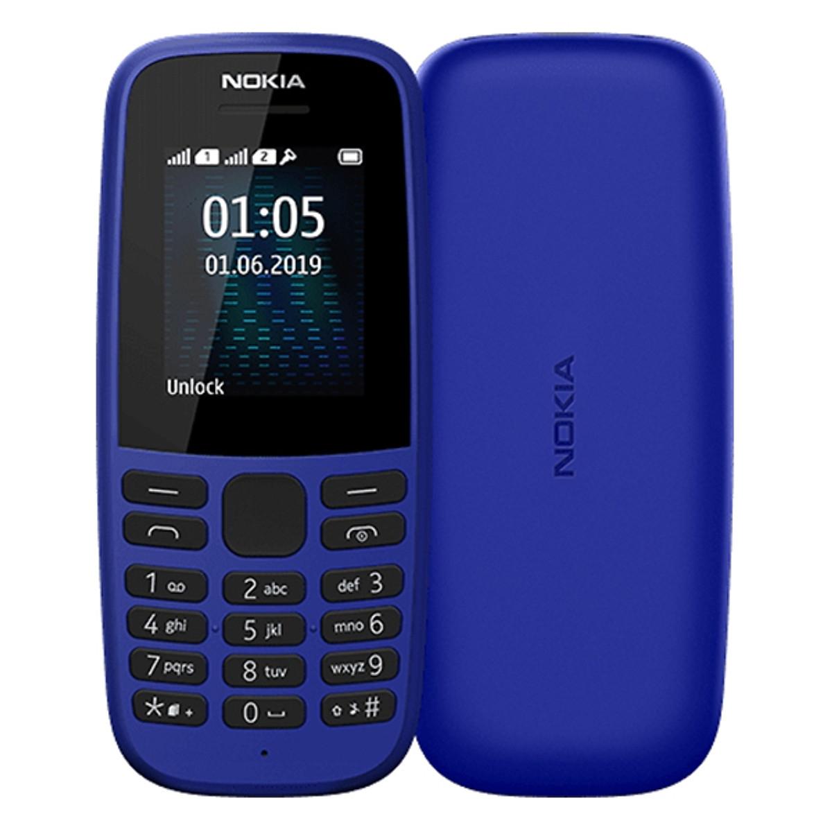 Điện Thoại Nokia 105 Dual Sim (2019) - New Seal