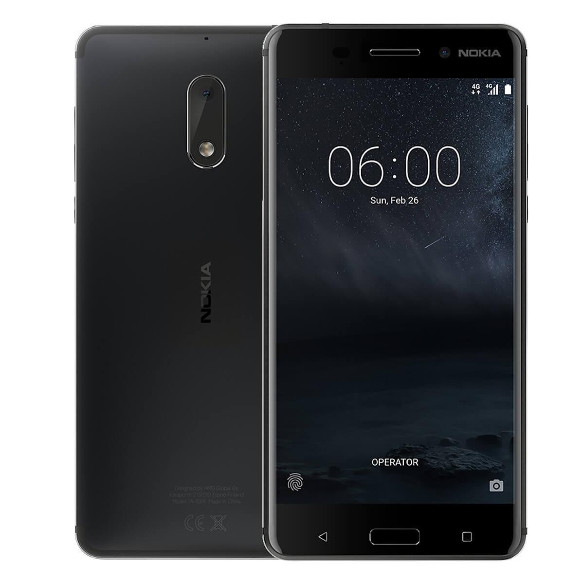 Điện Thoại Nokia 6 (3GB/32GB)