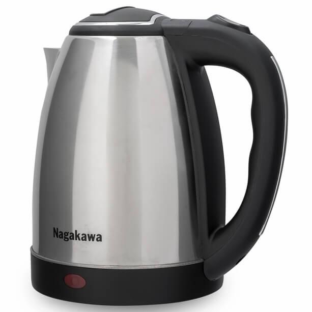 Ấm Siêu Tốc Nagakawa NAG0308 (1.8 Lít)