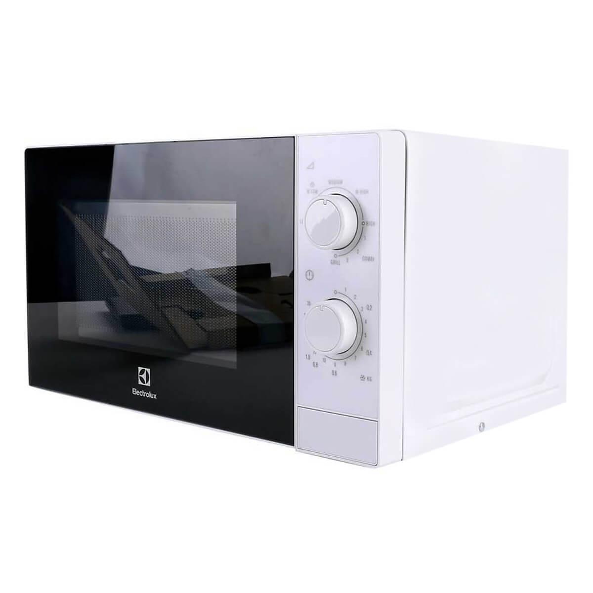 Lò Vi Sóng Cơ Có Nướng Electrolux EMM2022GW (20L)