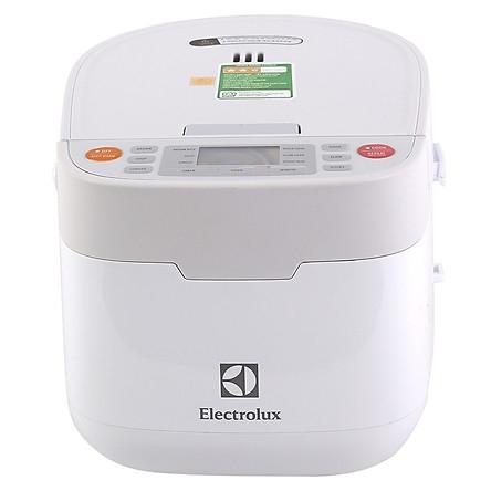 Nồi Cơm Điện Tử Electrolux ERC6503W - 1.2L (Trắng)