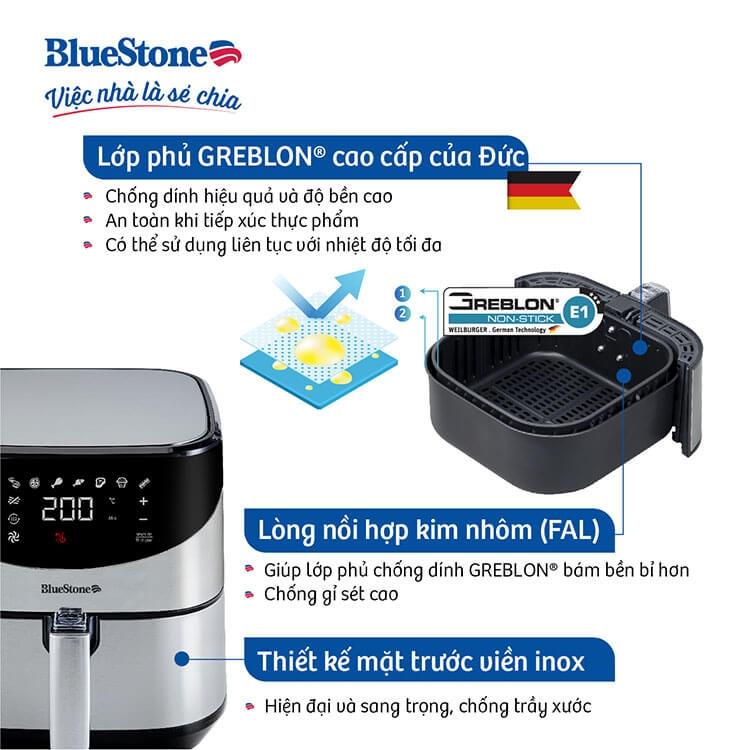 Nồi Chiên Không Dầu Điện Tử BlueStone AFB-5880 (5,5 Lít) 3