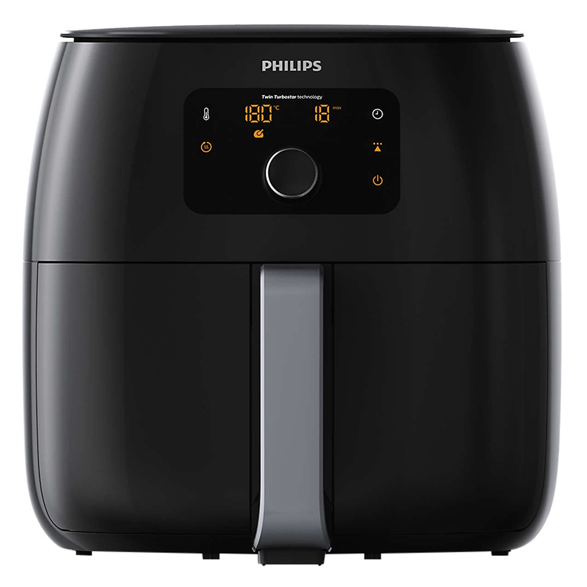 Nồi Chiên Không Dầu Điện Tử Philips HD9650