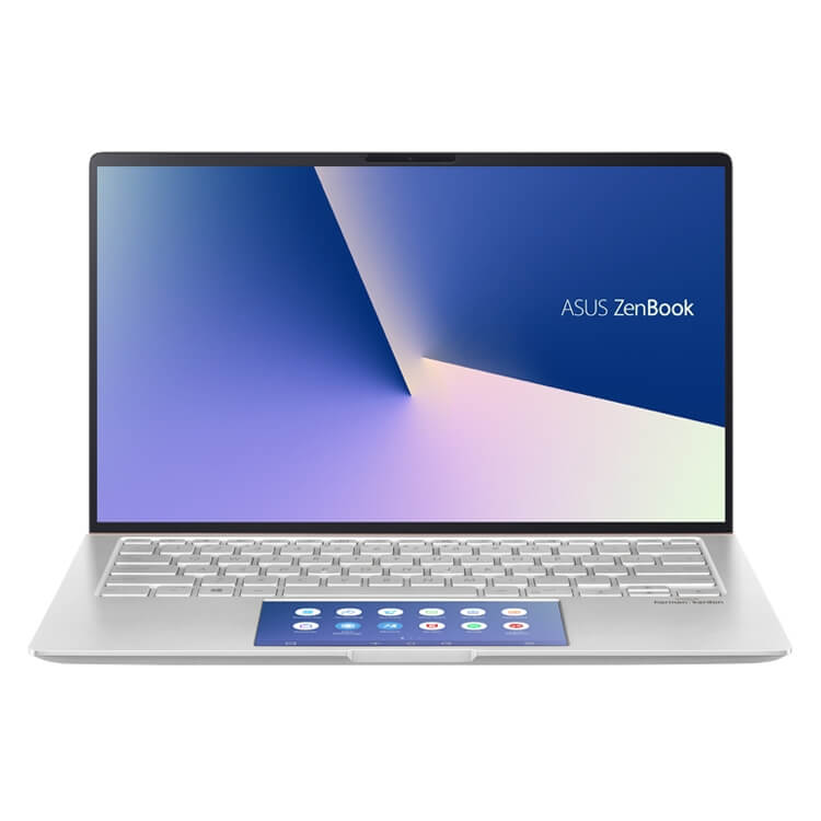 Laptop ASUS Zenbook UX434FAC-A6116T Core i5, Ram 8GB, SSD 512GB, 14 Inch FHD IPS
