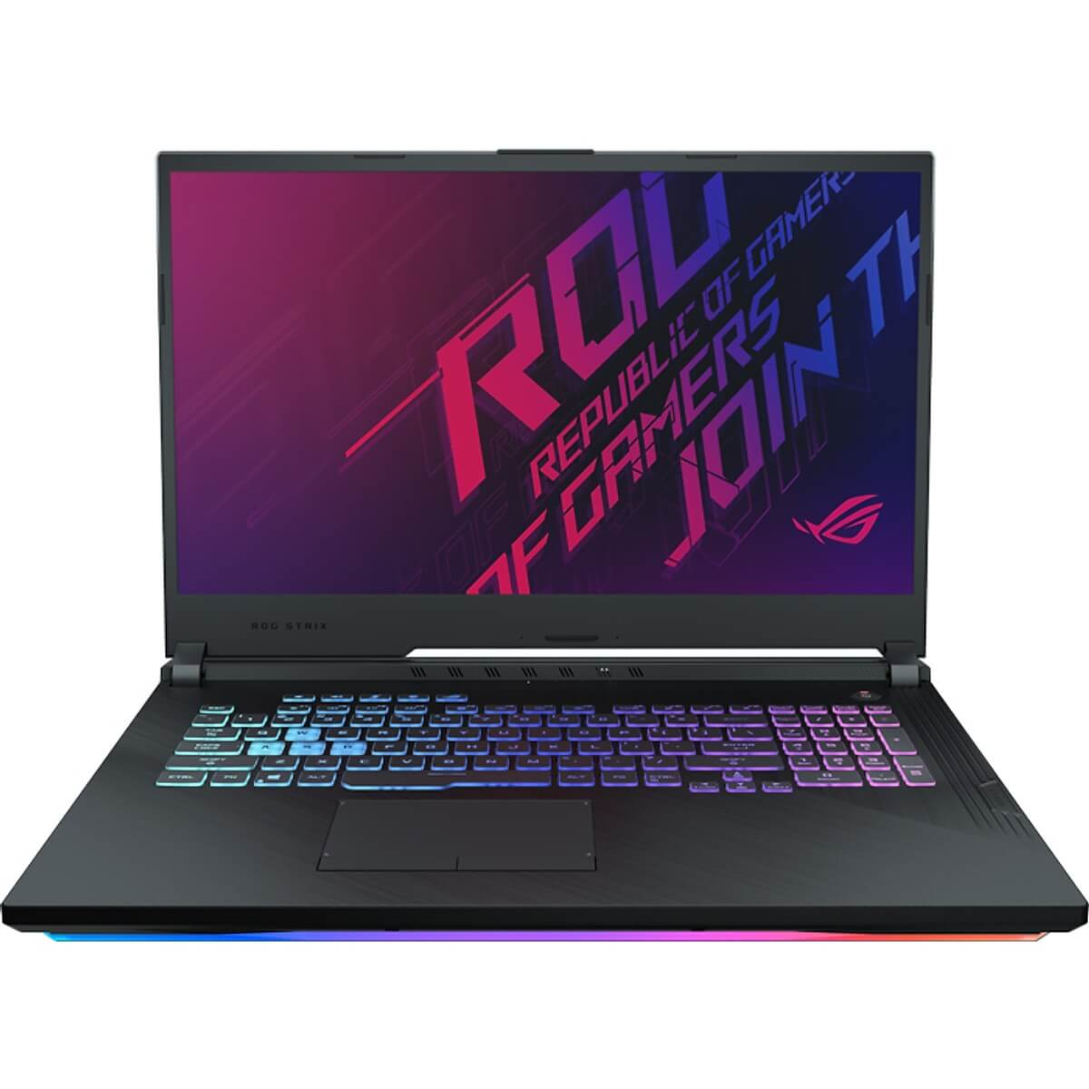 Laptop ASUS ROG Strix G G731-UEV140T Core i7-9750H, RAM 8GB, SSD 512GB, 17.3 Inch Full HD IPS