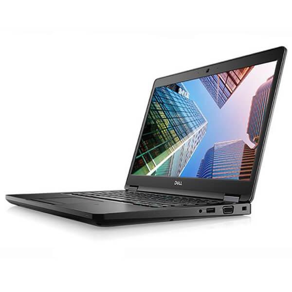 Laptop Dell Latitude 5491 Win10 Core i5-8400H, Ram 16GB, SSD 256GB, 14 Inch FHD, VGA MX130