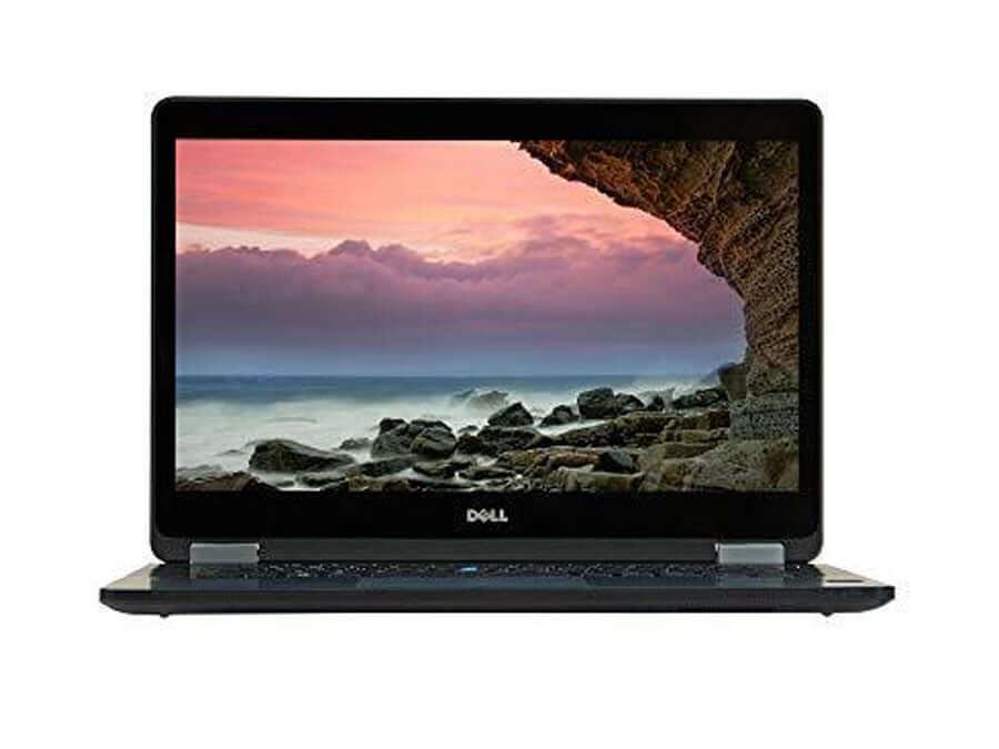Laptop Dell Latitude 7470 Win10 Core i5-6300U, Ram 16GB, SSD 256GB, 14 Inch FHD
