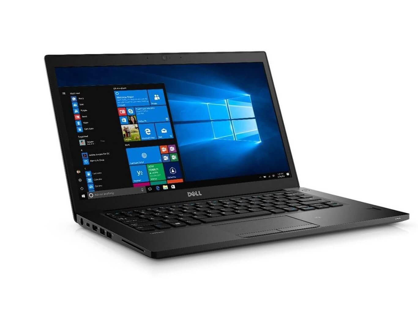 Laptop Dell Latitude 7480 Win10 Core i5-7300U, Ram 16GB, SSD 512GB, 14 inch FHD