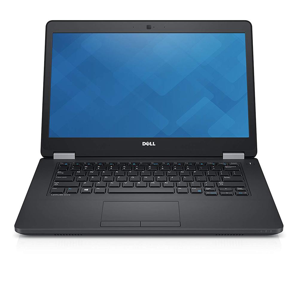 Laptop Dell Latitude 5470 Win10 Core i5-6440HQ, Ram 16 GB, SSD 256GB, 14 Inch FHD