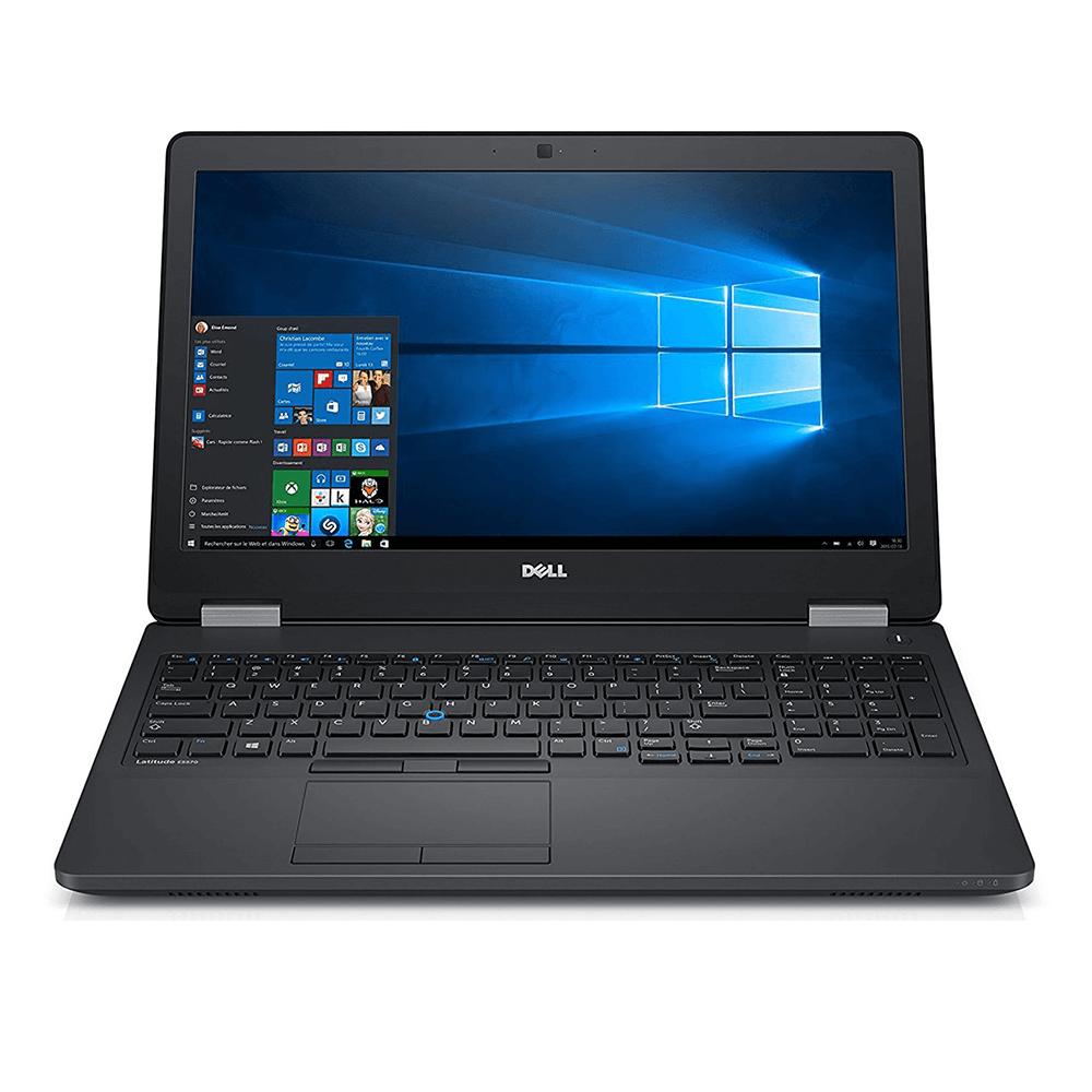 Laptop Dell Latitude 5570 Win10 Core i7-6820HQ, Ram 16GB, SSD 512GB, 15.6 Inch FHD, Vga AMD R7 370
