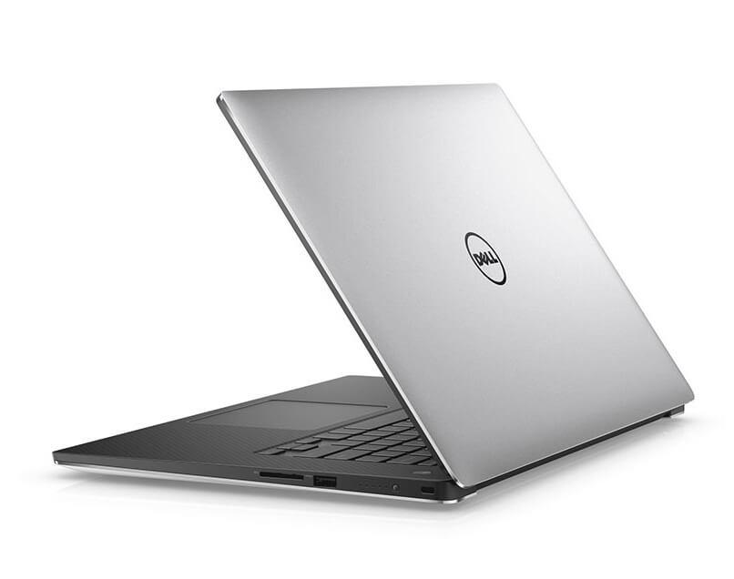 Laptop Dell Precision 5510 Win10 Core i7-6820HQ, Ram 16GB, SSD 256GB + HDD 1T, 15.6 Inch 4k Cảm Ứng