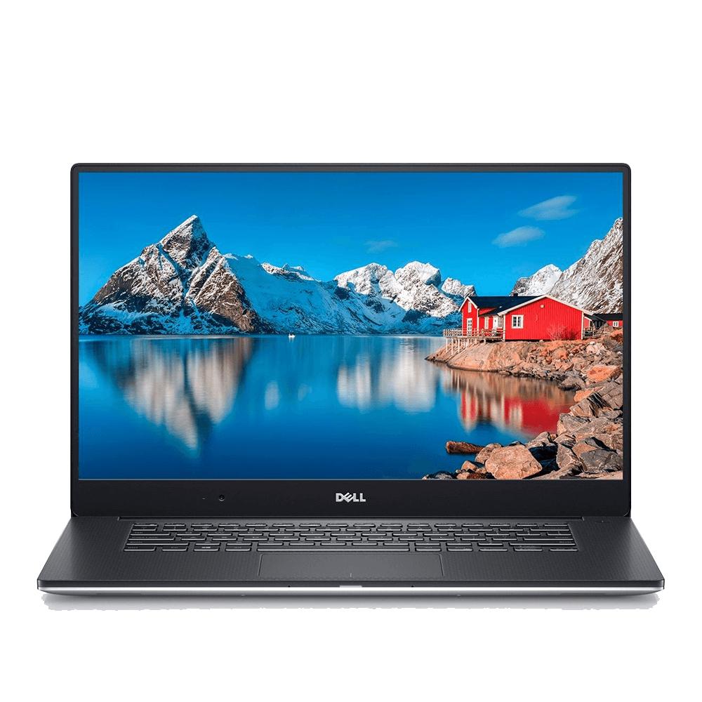 Laptop Dell Precision 5520 Win10 Core i7-7820HQ, Ram 32GB, SSD 512GB, 15.6 Inch HD