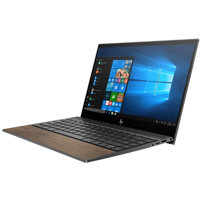 Laptop HP Envy Wood 13-aq1048TU 8XS70PA Core i5-10210U, Ram 8GB, SSD 512GB, 13 inch FHD