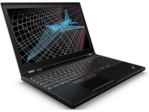 Laptop Lenovo ThinkPad P51 Win 10 Core i7-7820HQ, Ram 16GB, SSD 512GB, 15.6 INCH 4K