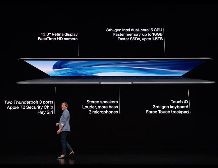 Apple Macbook Air 2018 13.3 Inch 3