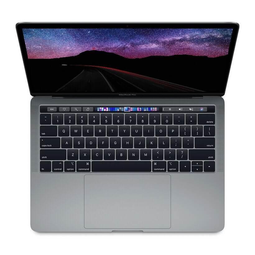 Apple Macbook Pro Touch Bar 2019 13 inchs, Core i5, Ram 8GB, SSD 256GB - Hàng Nhập Khẩu Nguyên Seal