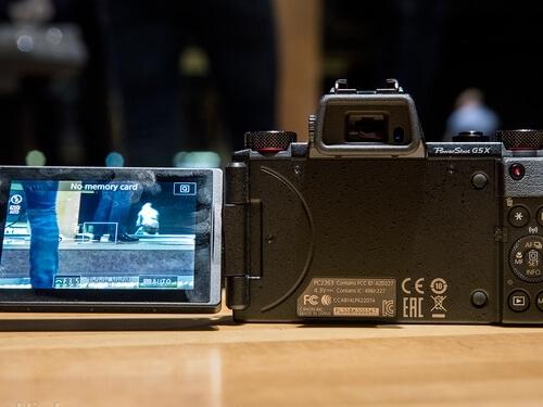 Máy Ảnh Canon Powershot G5X 2
