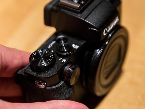 Máy Ảnh Canon Powershot G5X 3