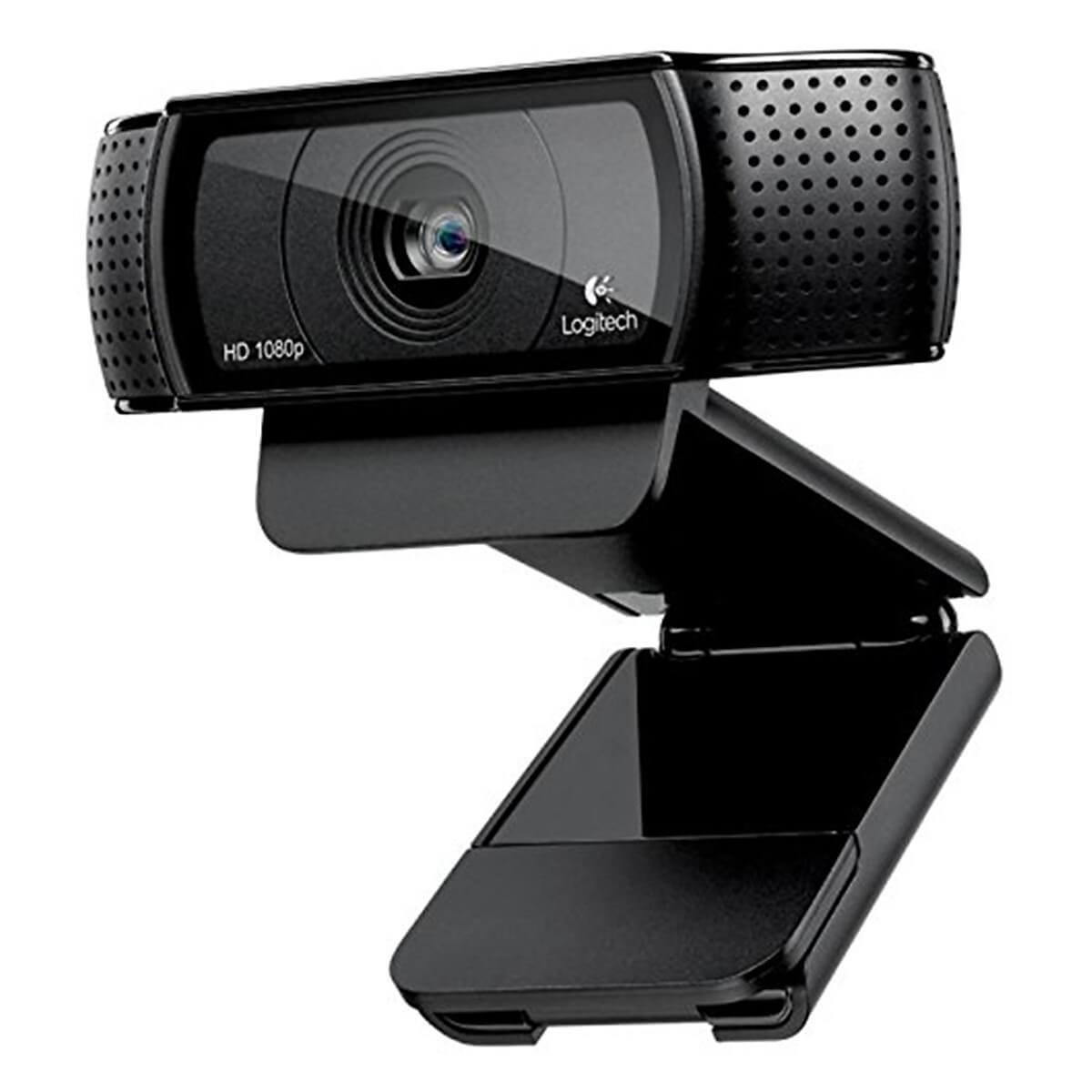 Máy Quay Quan Sát Logitech HD Pro Webcam C920