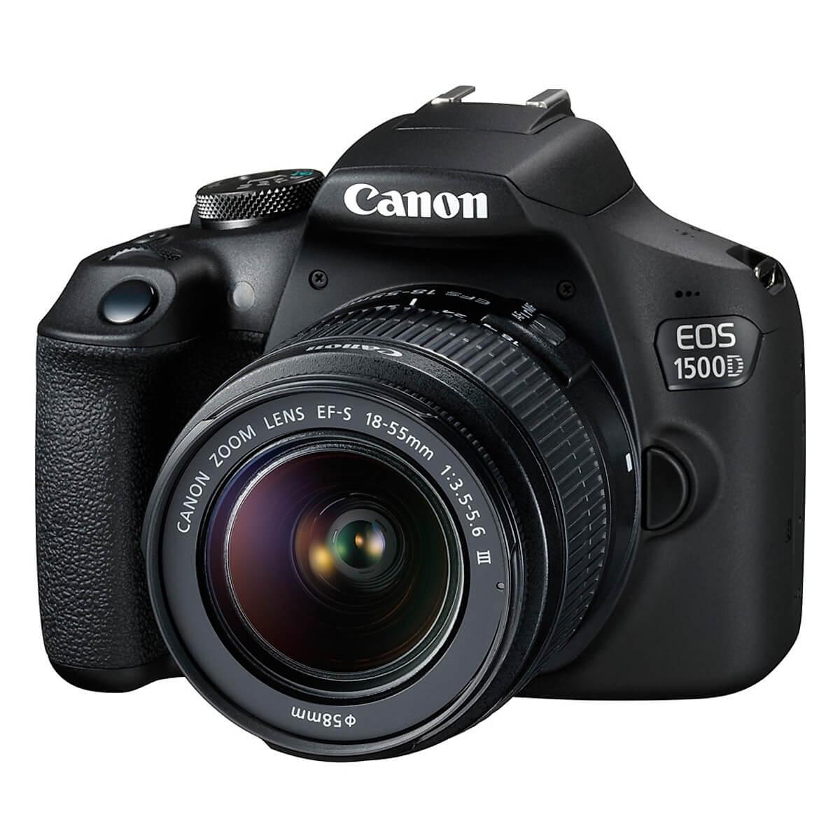 Máy Ảnh Canon EOS 1500D Kit 18-55mm IS II