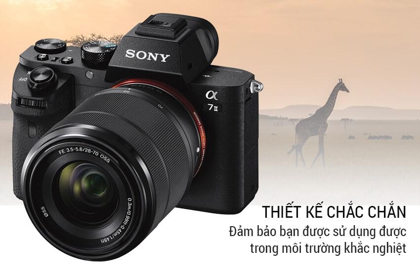Máy Ảnh Sony Alpha A7 Mark II 5