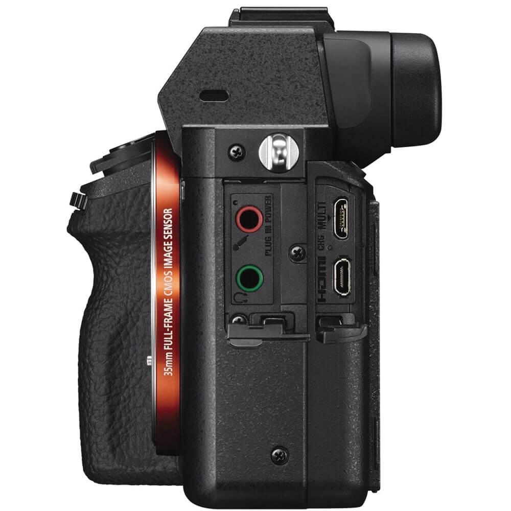 Máy Ảnh Sony Alpha A7 Mark II + Lens 28-70mm