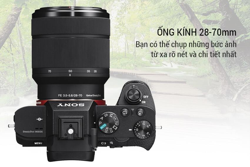 Máy Ảnh Sony Alpha A7 Mark II 1