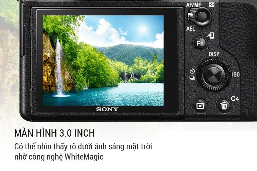 Máy Ảnh Sony Alpha A7 Mark II 3