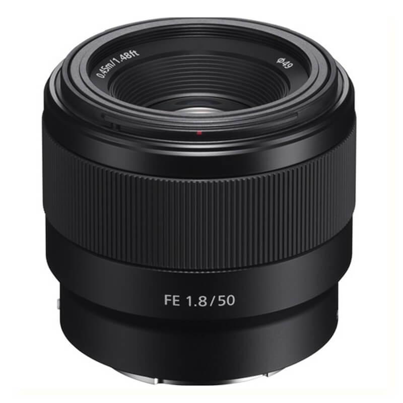 Ống kính Sony FE 50mm F1.8 (SEL50F18F)