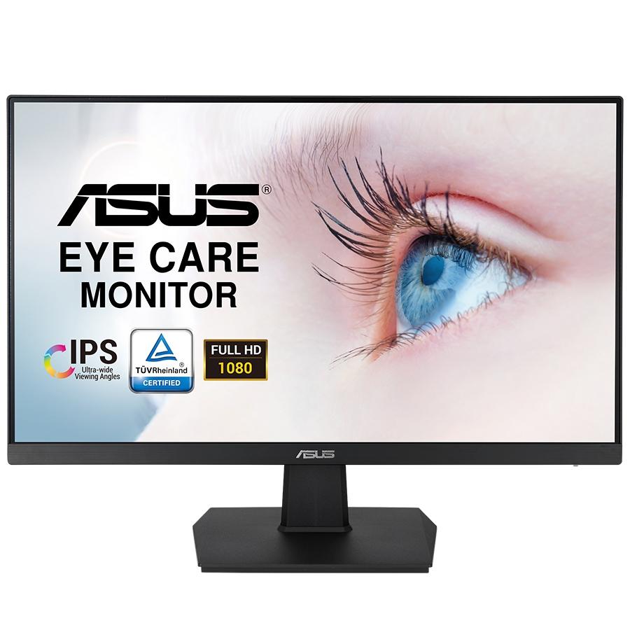 Màn Hình ASUS VA24EHE 24 IPS Full HD (1920x1080) 5ms 75Hz Viền Mỏng Bảo Vệ Mắt