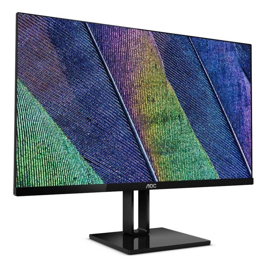 Màn hình máy tính AOC 24V2Q 24 inches IPS FHD 75Hz