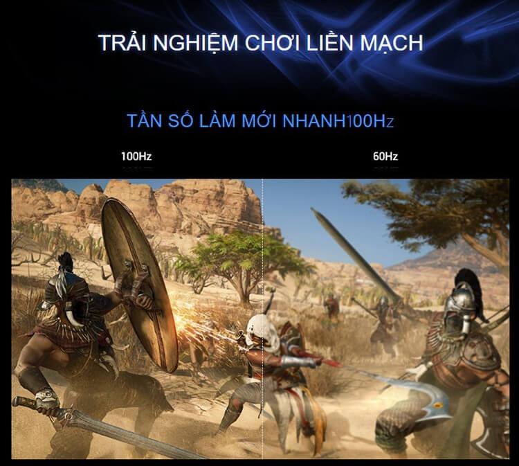 Màn Hình Gaming Cong Asus Rog Strix XG35VQ 35inch UWQHD 4