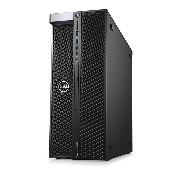 Máy Trạm Workstation Dell Precision T5820 Intel Xeon W-2102 V4 , Ram 32GB, SSD 512GB + HDD 1TB, Nvdia P2200
