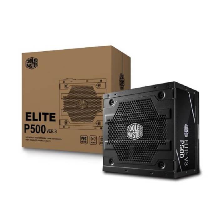 Nguồn Máy Tính Cooler Master Elite V3 PC500