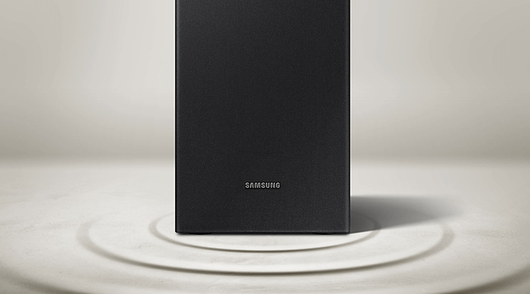 Loa Thanh Soundbar Samsung 2.1 HW-T450/XV (200W)