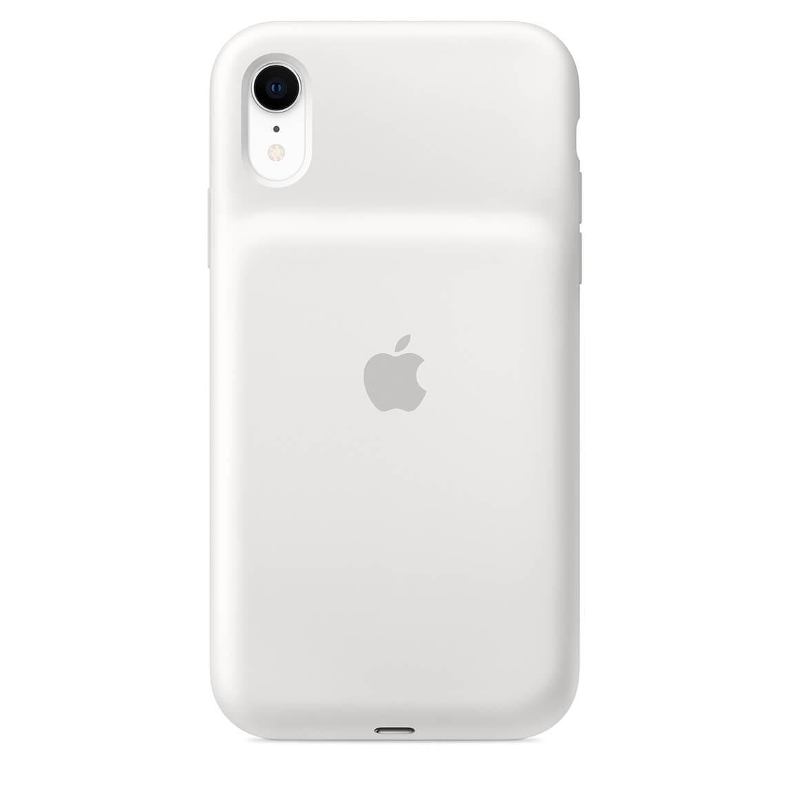 Ốp Lưng Tích Hợp Pin Sạc Dự Phòng Apple Smart Battery Case Cho iPhone XR