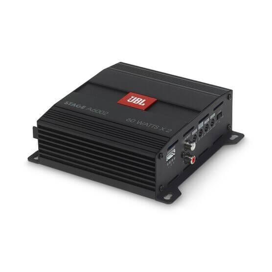 Bộ khuếch đại âm thanh 2 kênh JBL Stage A6002- Hàng nhập khẩu