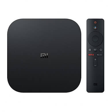 Android Tivi Box Xiaomi Mibox S 4K Global Quốc Tế (Android 8.1)