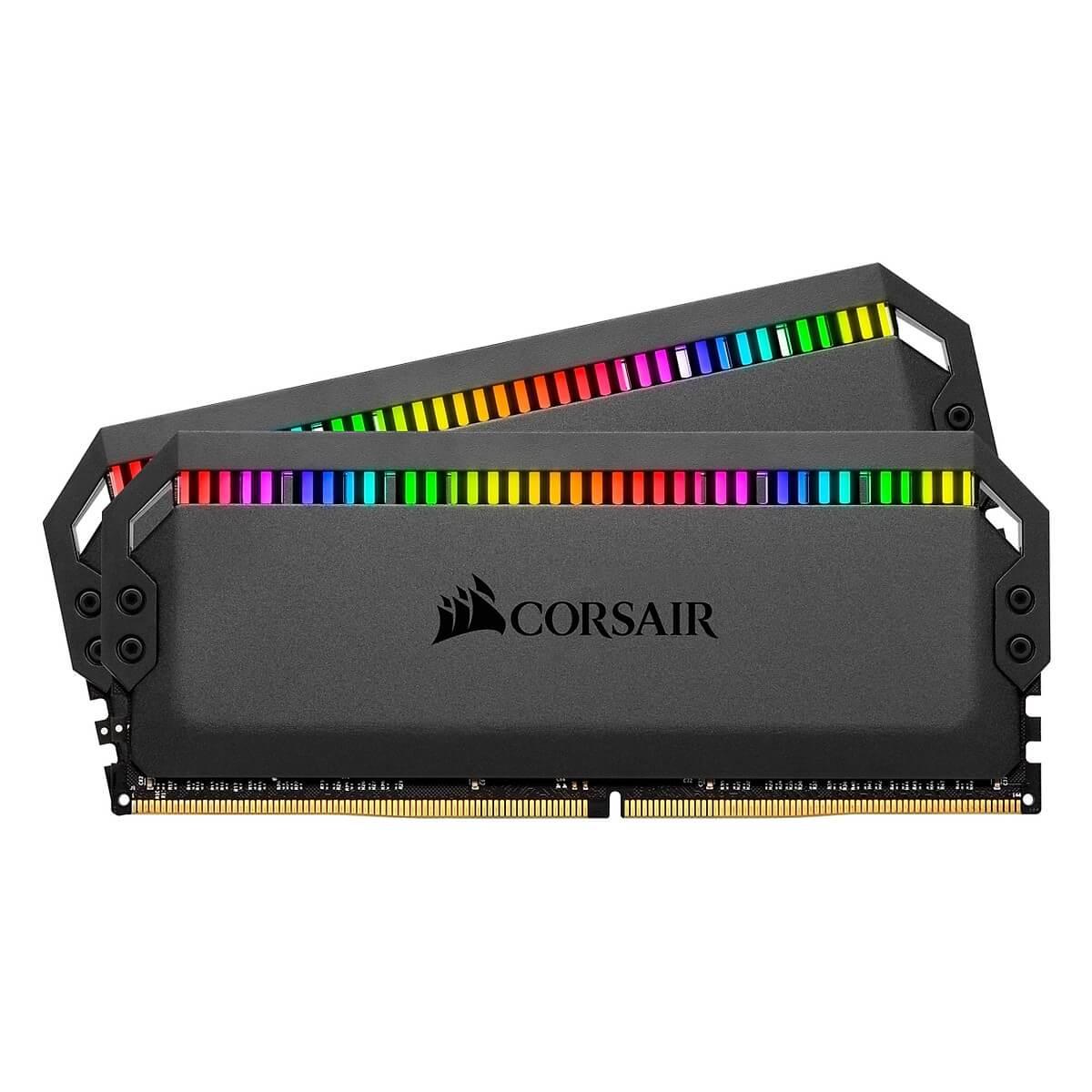 RAM Corsair Dominator Platinum RGB 32GB DDR4 3000MHz CMT32GX4M2C3000C15