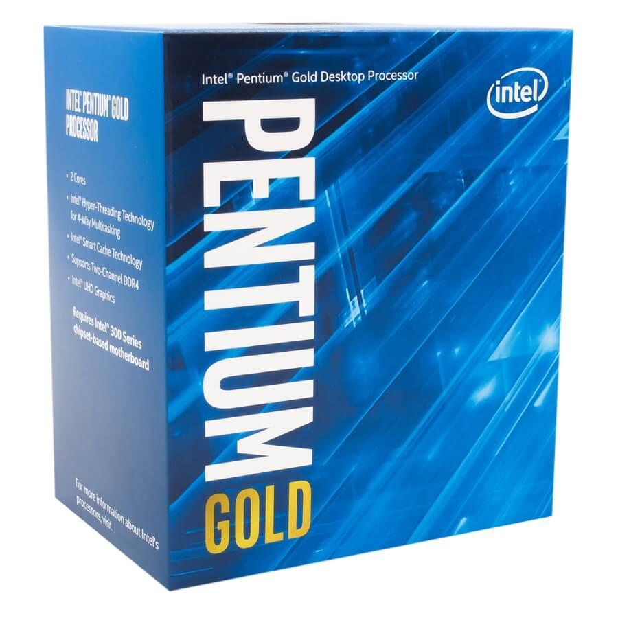 Bộ Vi Xử Lý CPU Intel Pentium G5400 (3.70GHz/4M)