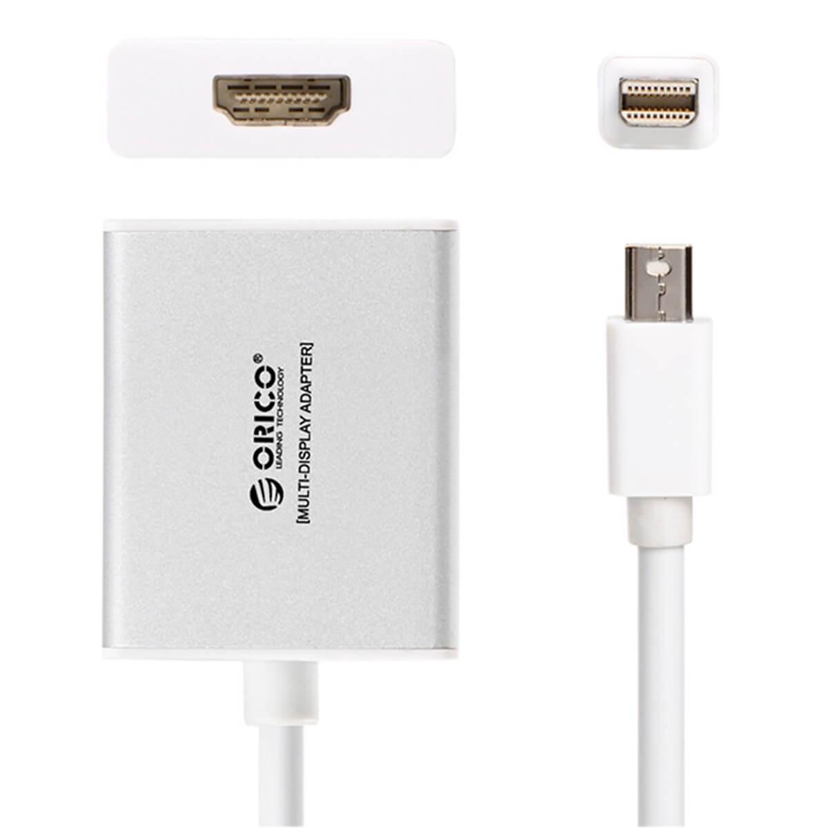 Bộ Chuyển Mini Display Port Sang HDMI Orico DMP3H