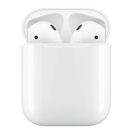 Tai Nghe Bluetooth Apple AirPods 2 True Wireless (Hộp Sạc Thường) - Hàng Chính Hãng